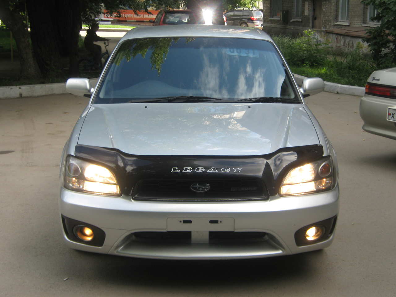 used 2001 subaru legacy b4 photos 2000cc gasoline automatic for sale. Black Bedroom Furniture Sets. Home Design Ideas