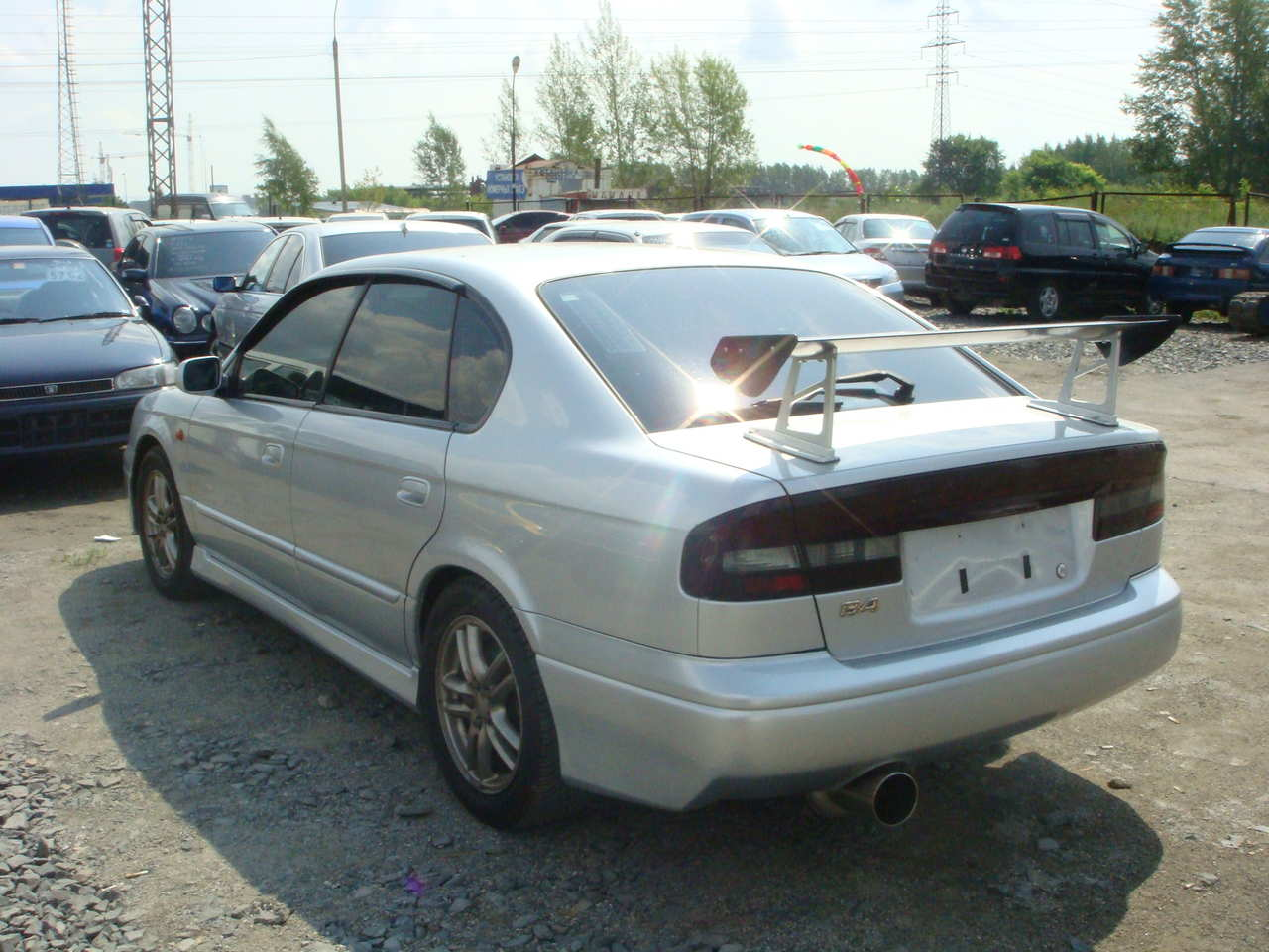used 2002 subaru legacy b4 photos 2000cc gasoline manual for sale. Black Bedroom Furniture Sets. Home Design Ideas