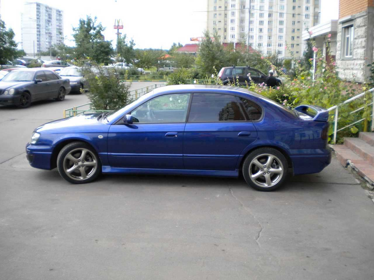 used 2002 subaru legacy b4 photos 1998cc gasoline automatic for sale. Black Bedroom Furniture Sets. Home Design Ideas