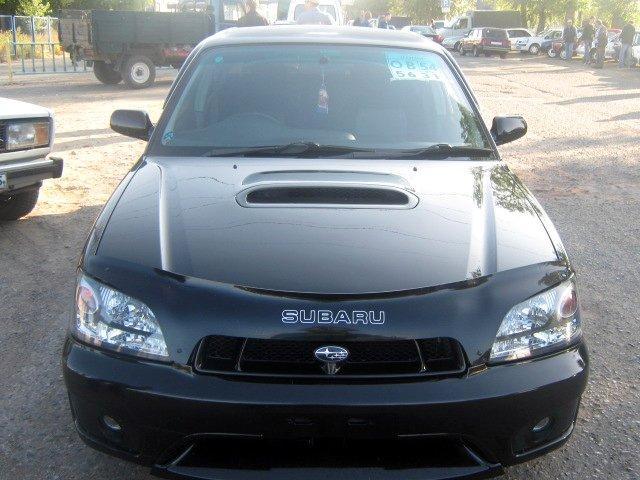 Subaru Legacy B A B Orig on Subaru Boxer Engine Oil Problems