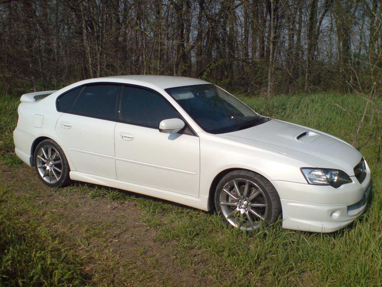 2004 Subaru Legacy B4 Pictures, 2.0l., Gasoline, Automatic For Sale