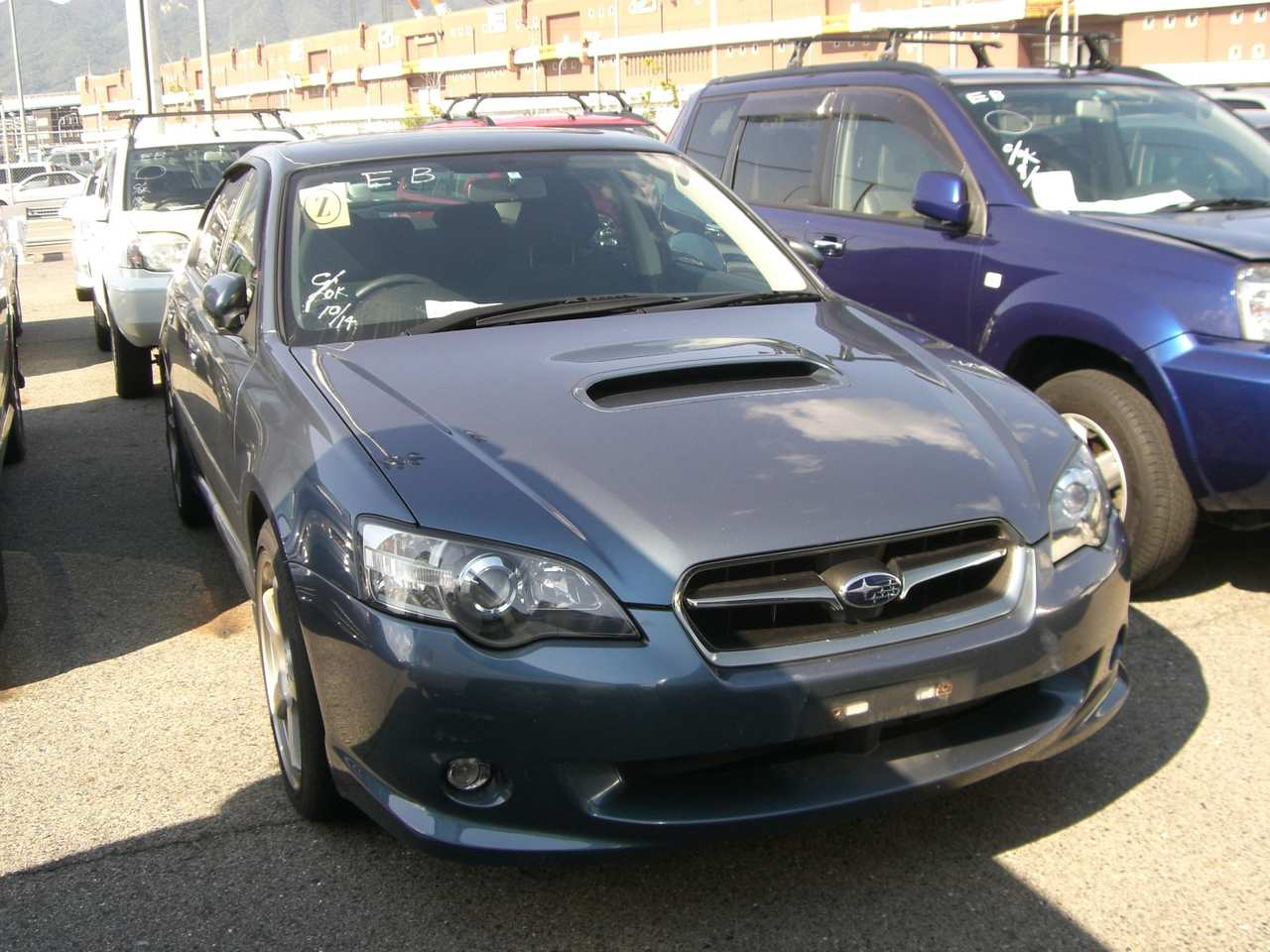 used 2004 subaru legacy b4 photos 2000cc gasoline automatic for sale. Black Bedroom Furniture Sets. Home Design Ideas