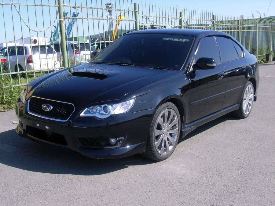 used 2007 subaru legacy b4 photos 2000cc gasoline automatic for sale. Black Bedroom Furniture Sets. Home Design Ideas