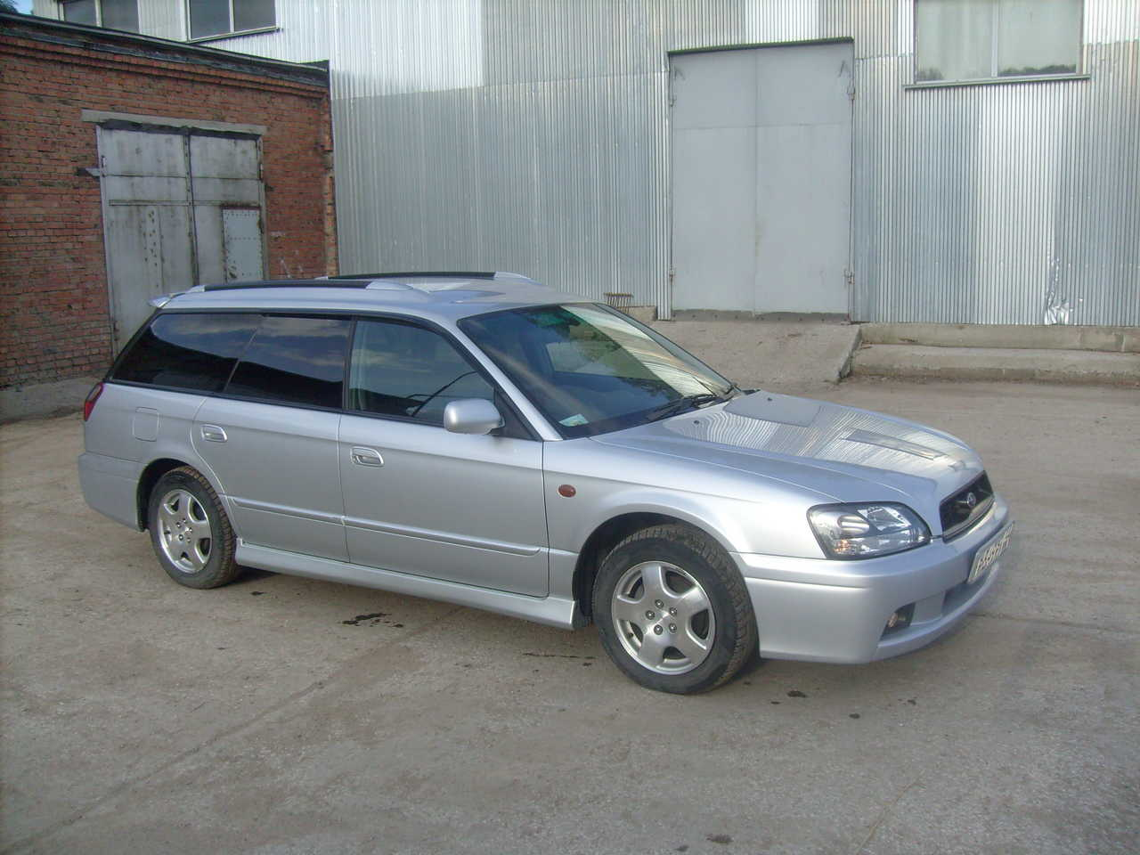 used 2002 subaru legacy wagon photos 2000cc gasoline automatic for sale. Black Bedroom Furniture Sets. Home Design Ideas