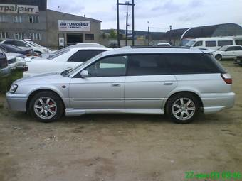 2002 Subaru Legacy Wagon Photos