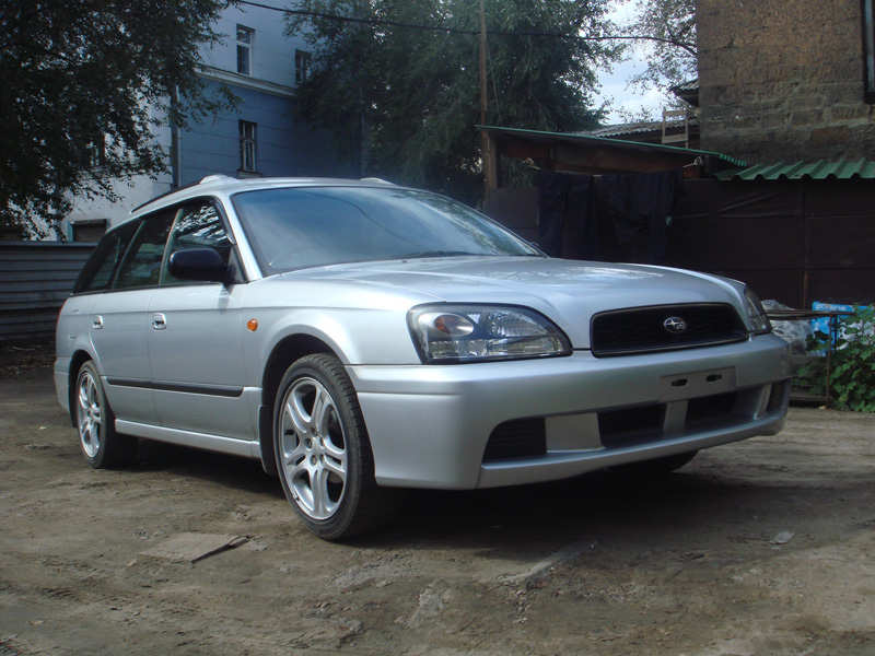 used 2003 subaru legacy wagon photos 2000cc gasoline automatic for sale. Black Bedroom Furniture Sets. Home Design Ideas