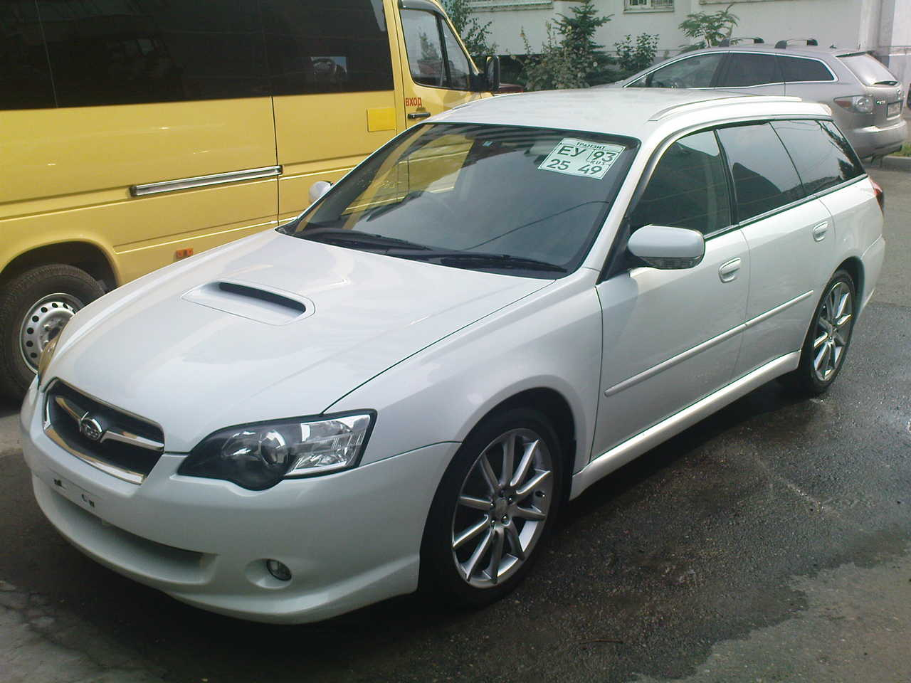 2005 subaru legacy wagon pictures 2000cc gasoline automatic for sale. Black Bedroom Furniture Sets. Home Design Ideas