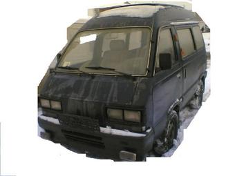 1990 Subaru Libero For Sale