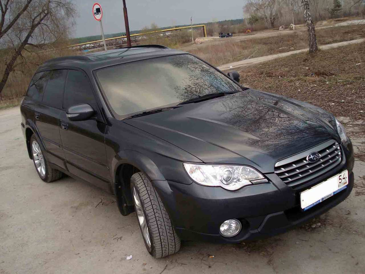used 2008 subaru outback photos 3000cc gasoline. Black Bedroom Furniture Sets. Home Design Ideas