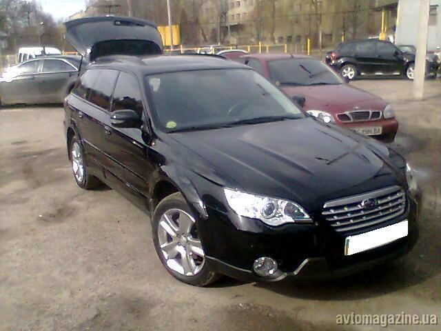 2008 subaru outback pictures 2500cc gasoline automatic. Black Bedroom Furniture Sets. Home Design Ideas