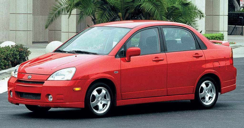 2003 suzuki aerio sedan photos  2 0  gasoline  ff