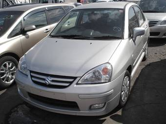2005 Suzuki Aerio Sedan Photos
