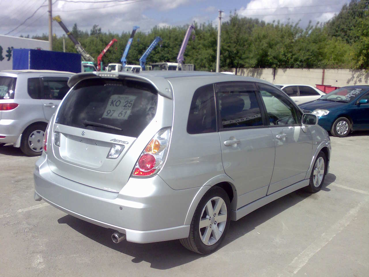 Photo #1 - Enlarge photo 1280x960 2005 Suzuki Aerio Wagon Photos