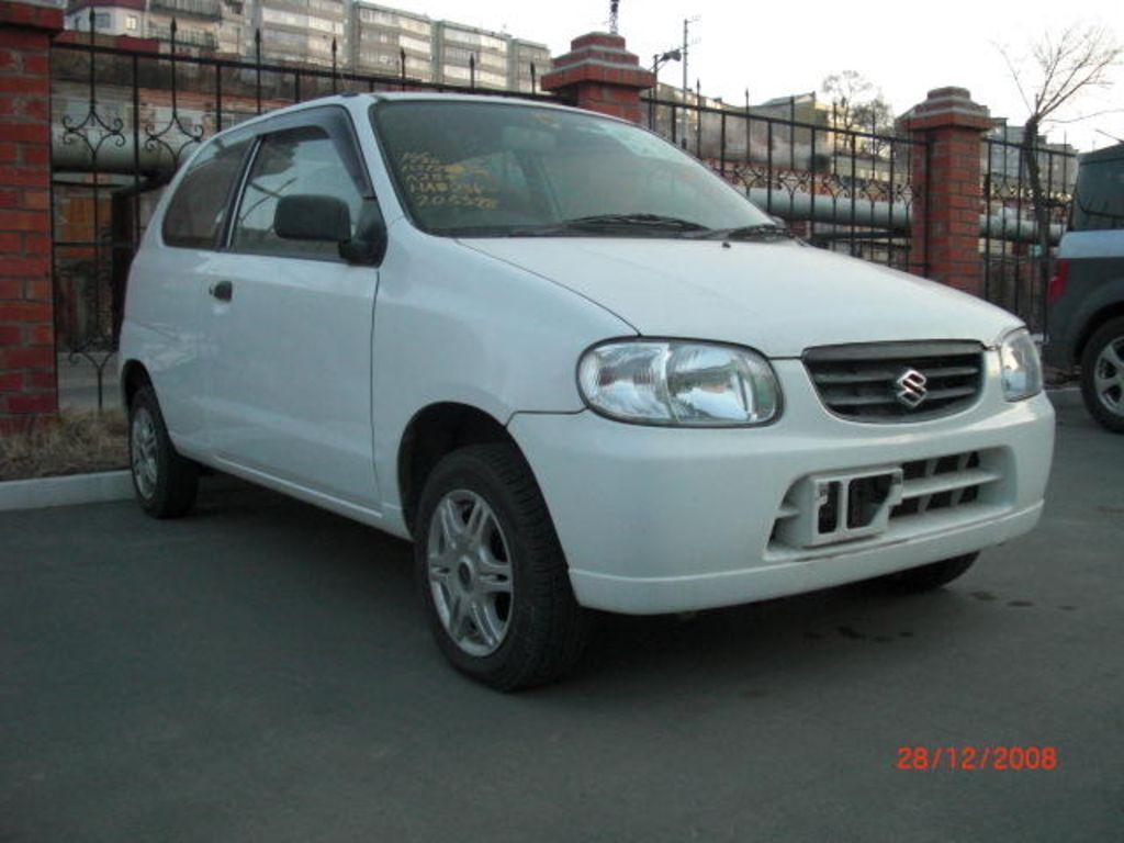 2003 Suzuki ALTO Images