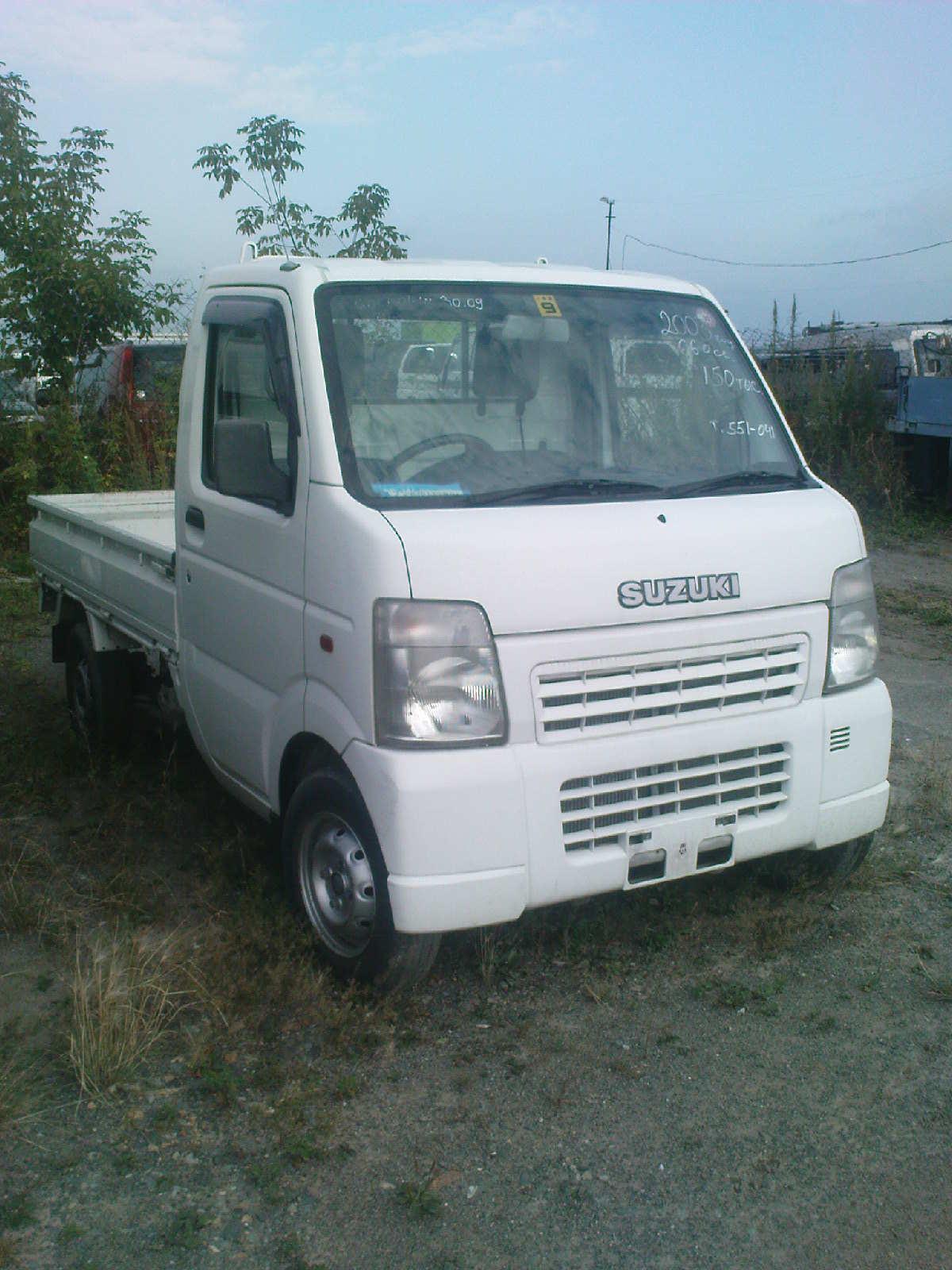 Suzuki Carry  Dat