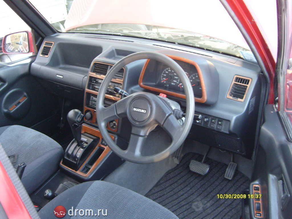 1993 Suzuki Escudo