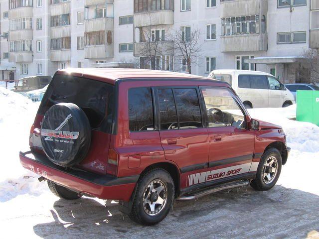2000 suzuki vitara wiring diagram 1994 suzuki escudo pictures