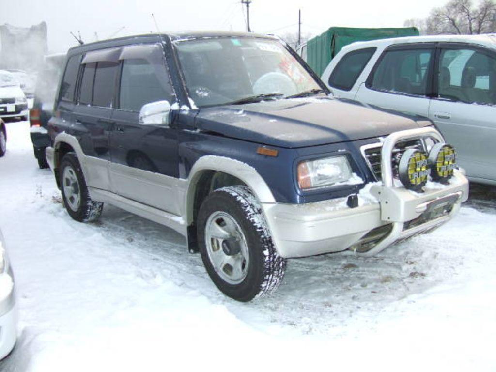 Suzuki Grand Escudo Review