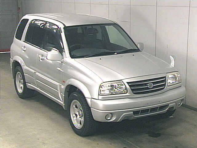2000 Suzuki Escudo Specs  Engine Size 2 0  Fuel Type