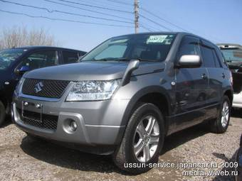 2006 Suzuki Escudo For Sale