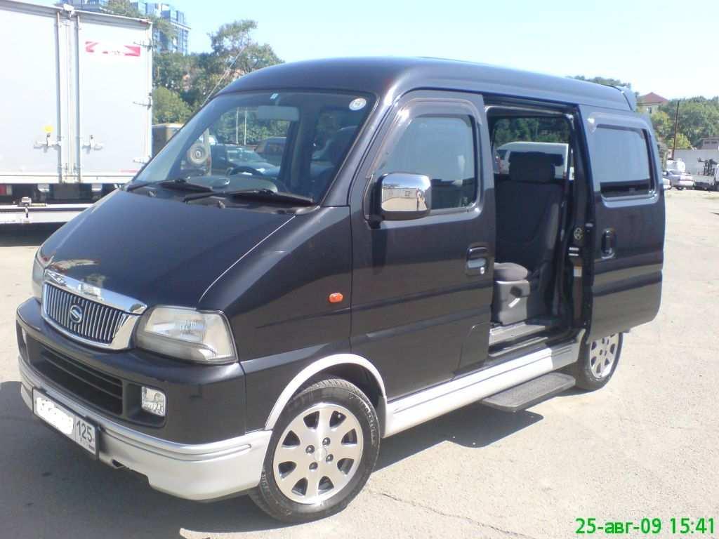 Suzuki Landy Review