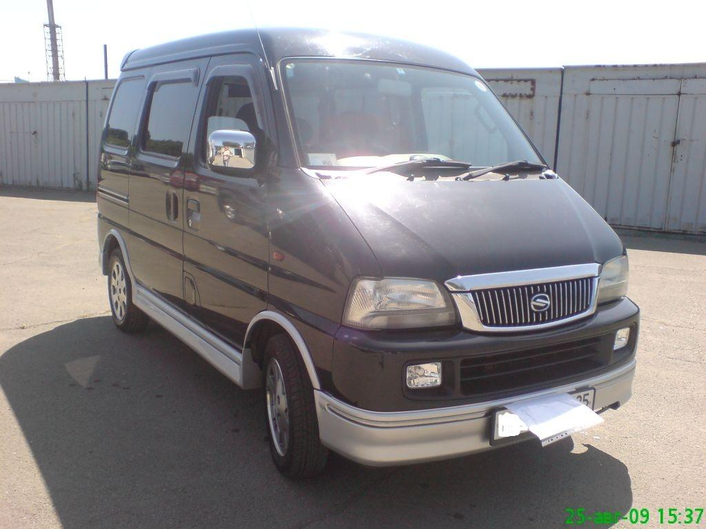 2001 Suzuki Every Landy Pictures, 1.3l., Gasoline, Automatic For Sale