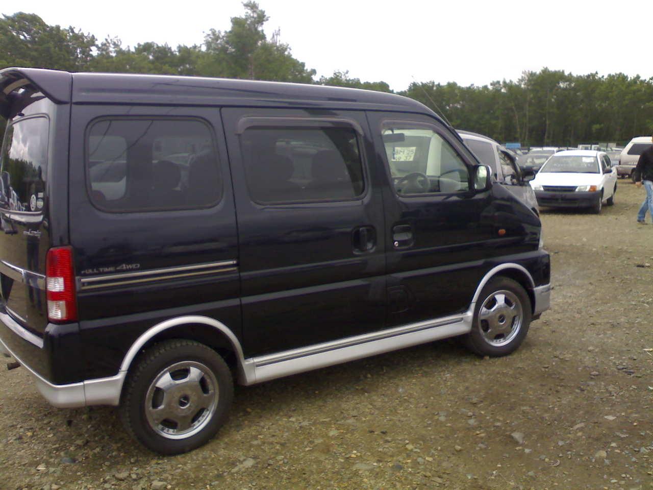 Used 2002 Suzuki Every Landy Photos, 1300cc., Gasoline, Automatic