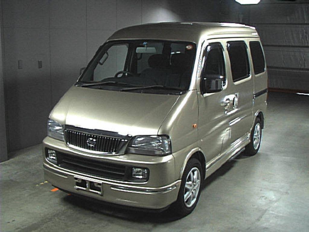 Suzuki Landy Specs