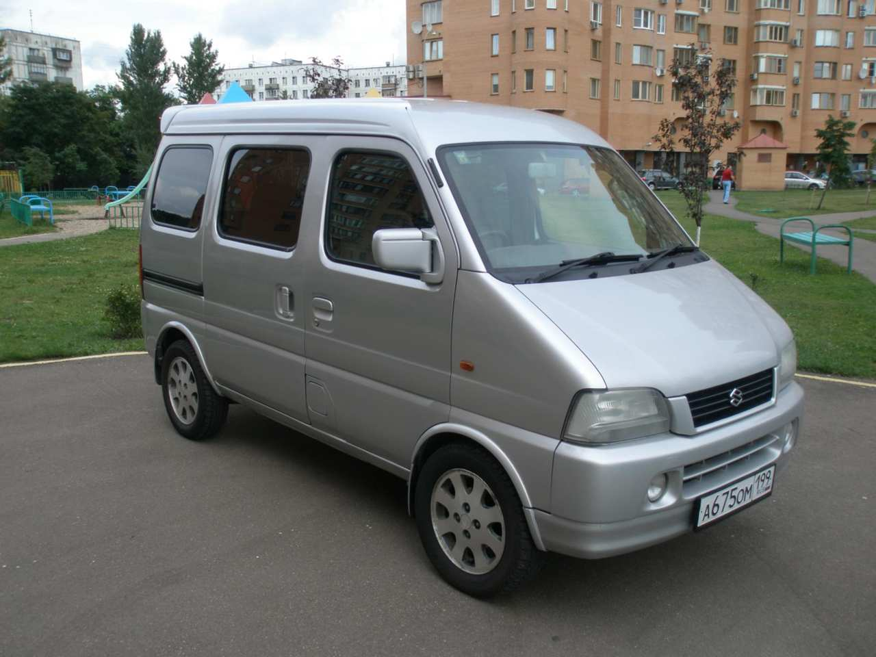 2000 Suzuki Every PLUS Pics 1 3 Gasoline FR or RR
