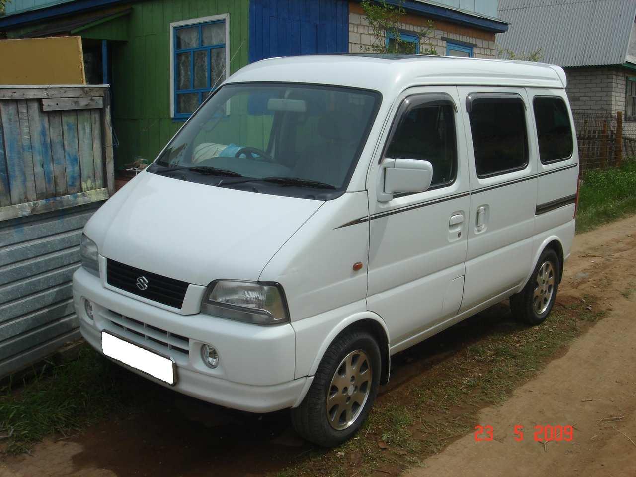 Used 2000 Suzuki Every PLUS s 1300cc Gasoline FR
