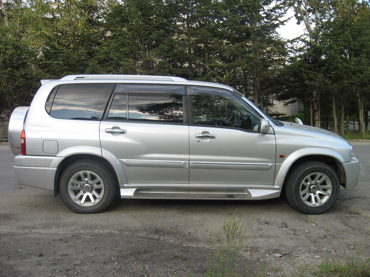 Suzuki Grand Escudo Xl