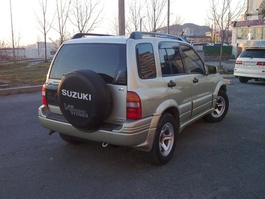 1999 suzuki grand vitara pictures. Black Bedroom Furniture Sets. Home Design Ideas