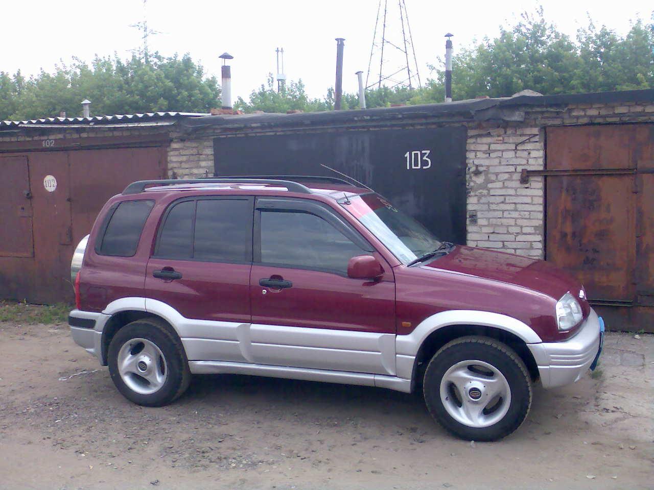 [Manual Cars For Sale 1999 Suzuki Vitara Head Up Display ...