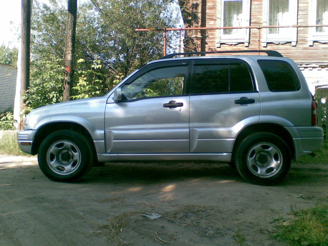 2000 suzuki grand vitara pictures gasoline automatic for sale