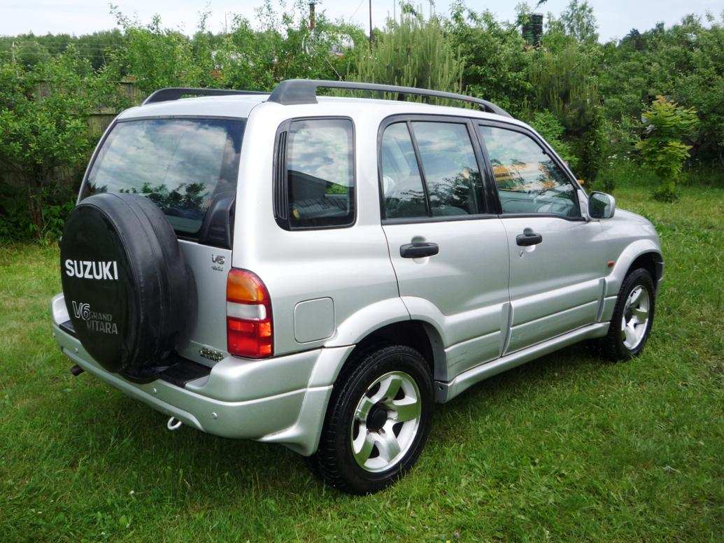 2000 suzuki grand vitara photos 2 5 gasoline automatic. Black Bedroom Furniture Sets. Home Design Ideas