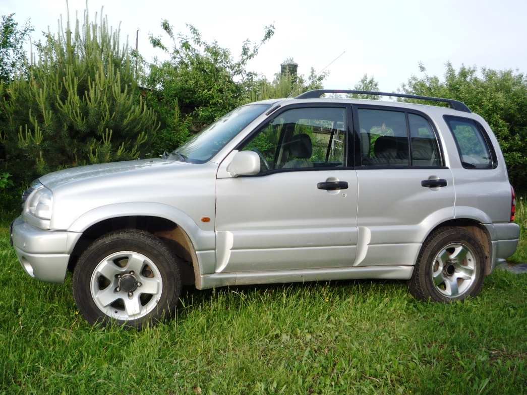 2000 Suzuki Grand Vitara Pictures, 2.5l., Gasoline ...
