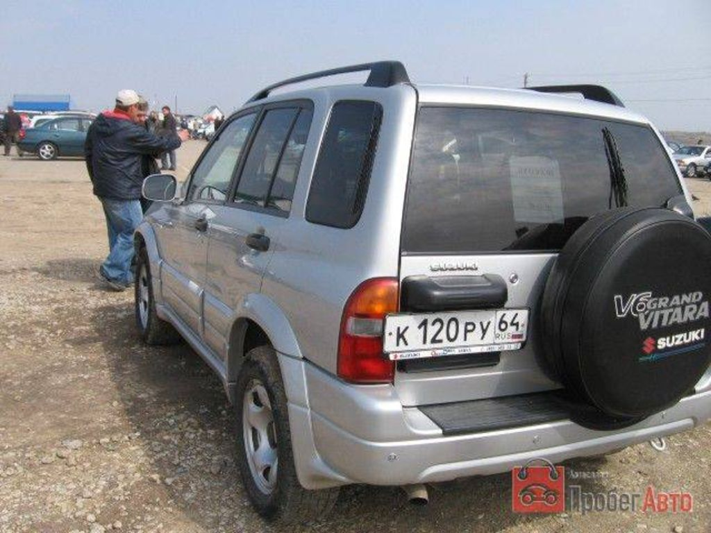 Photo 4 enlarge photo 1024x768 2002 suzuki grand vitara