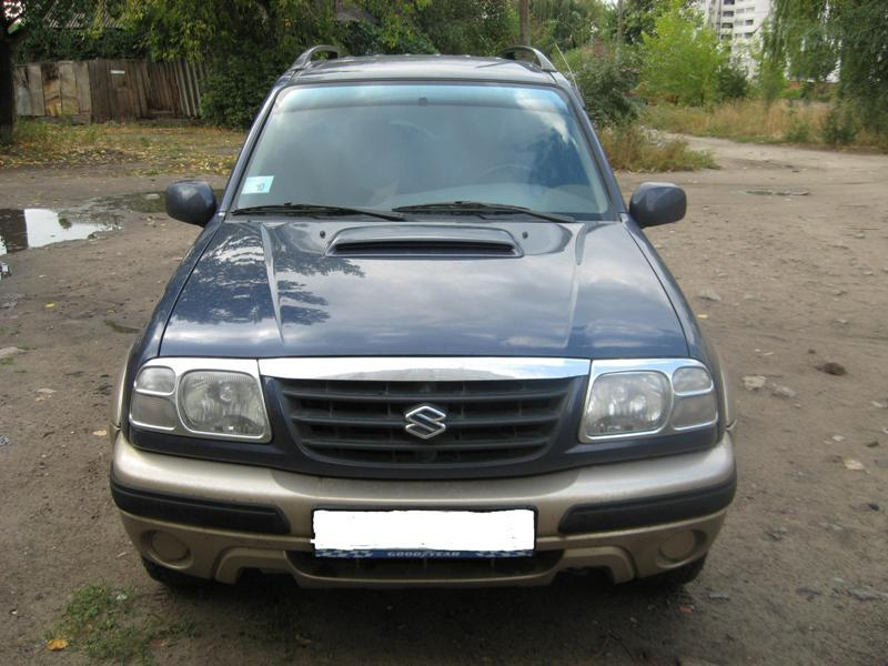 used 2002 suzuki grand vitara photos 2000cc diesel. Black Bedroom Furniture Sets. Home Design Ideas