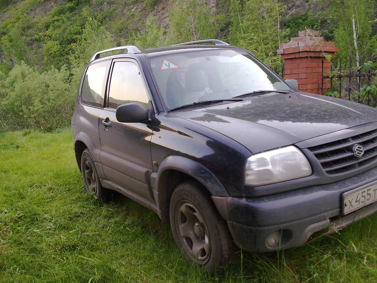 [2003 Suzuki Grand Vitara Chassis Manual] - 2003 Suzuki ...