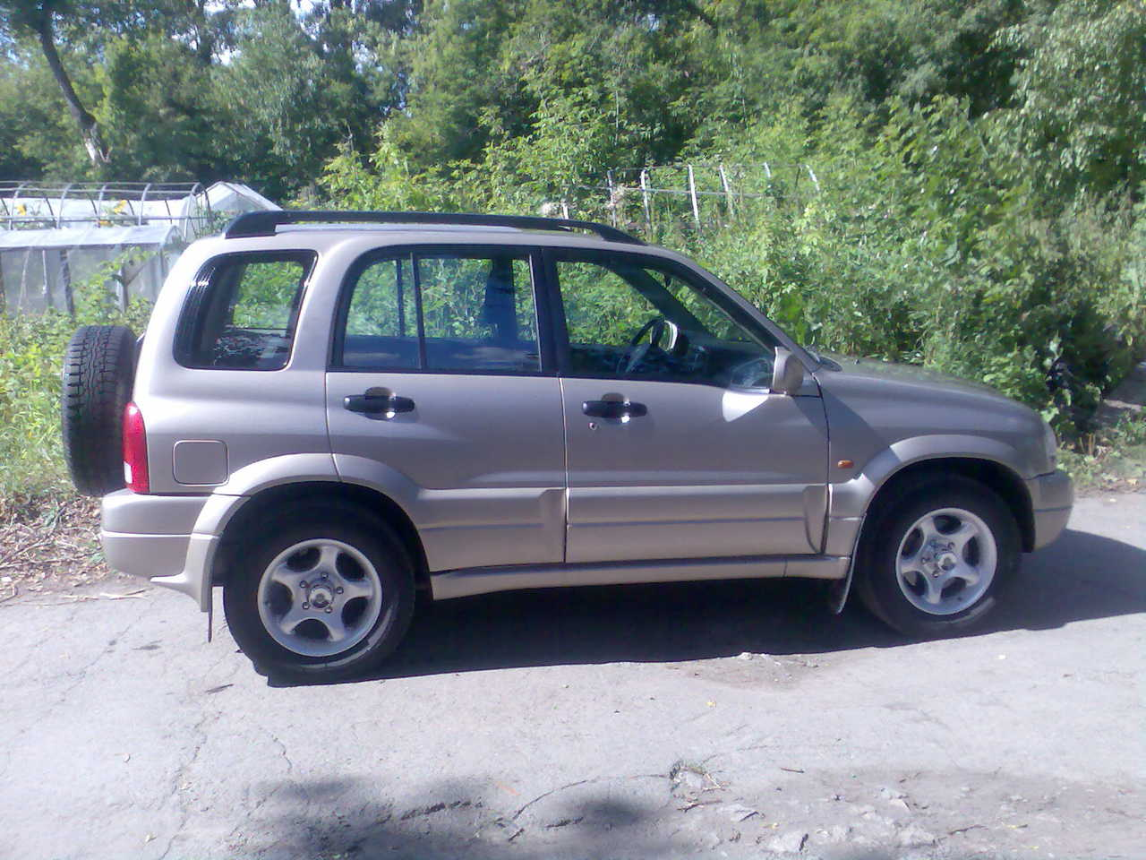 2004 Suzuki Grand Vitara Specs Engine