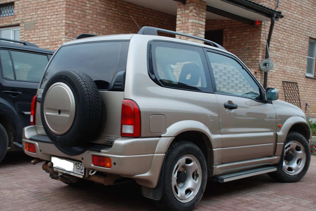 used 2004 suzuki grand vitara photos 1600cc gasoline automatic for sale. Black Bedroom Furniture Sets. Home Design Ideas