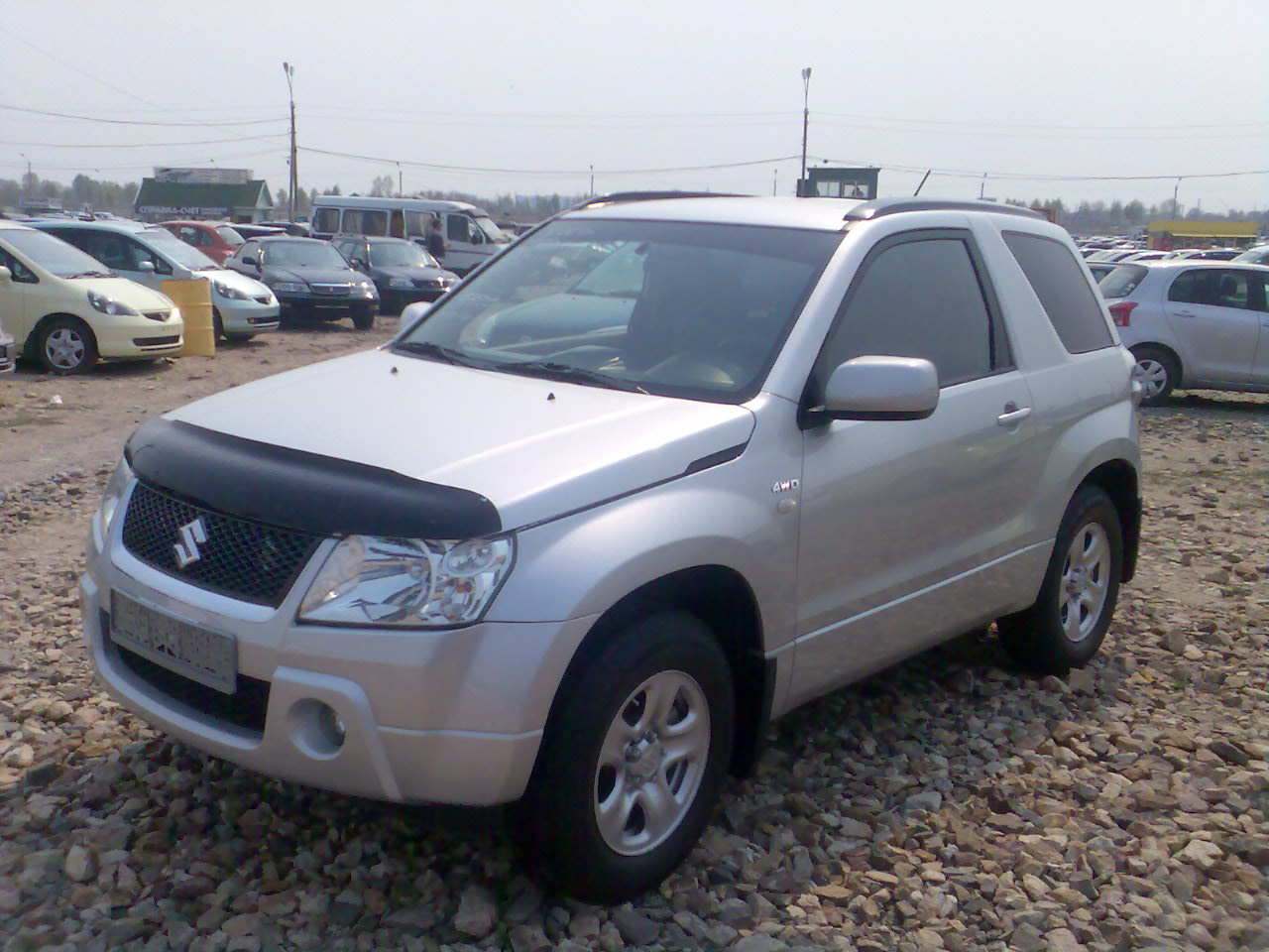 used 2006 suzuki grand vitara photos 1600cc gasoline. Black Bedroom Furniture Sets. Home Design Ideas