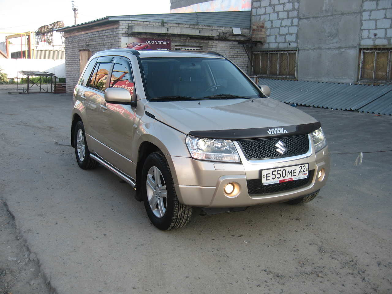 2006 suzuki grand vitara pictures 2000cc gasoline automatic for sale. Black Bedroom Furniture Sets. Home Design Ideas