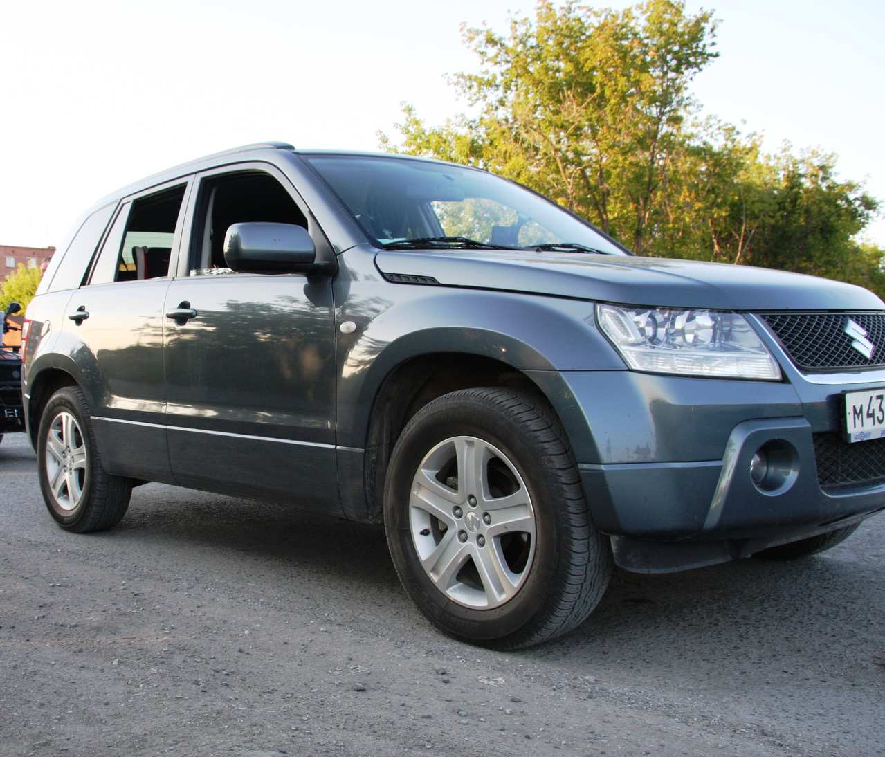 2007 suzuki grand vitara pictures 2000cc gasoline automatic for sale. Black Bedroom Furniture Sets. Home Design Ideas