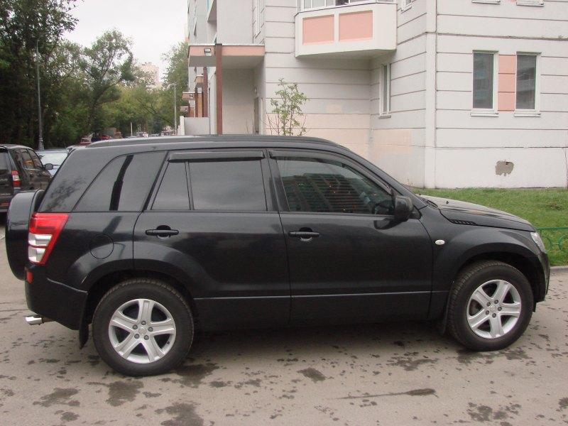 2007 suzuki grand vitara pictures 2000cc gasoline. Black Bedroom Furniture Sets. Home Design Ideas