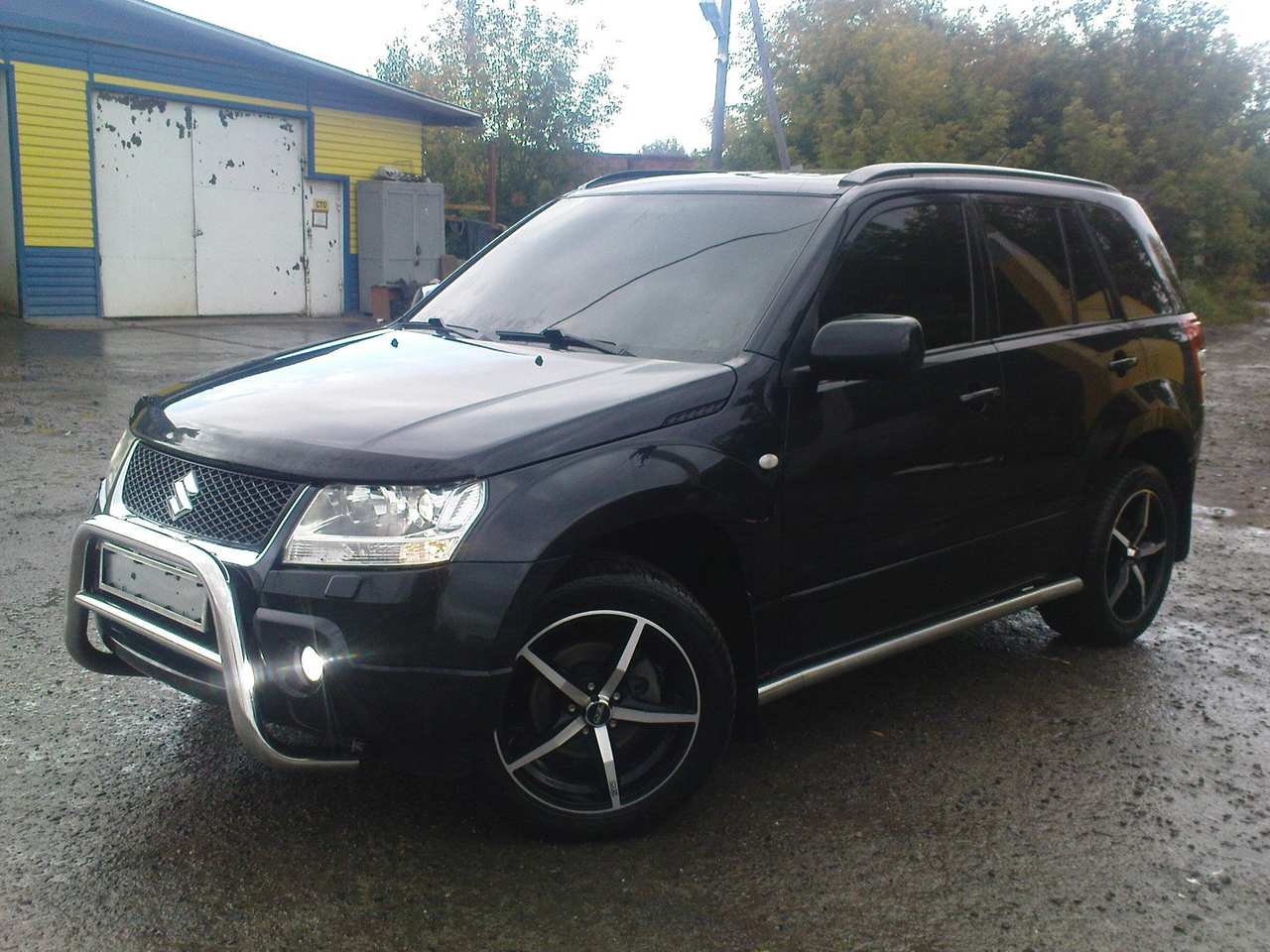 used 2007 suzuki grand vitara photos 2000cc gasoline automatic for sale. Black Bedroom Furniture Sets. Home Design Ideas
