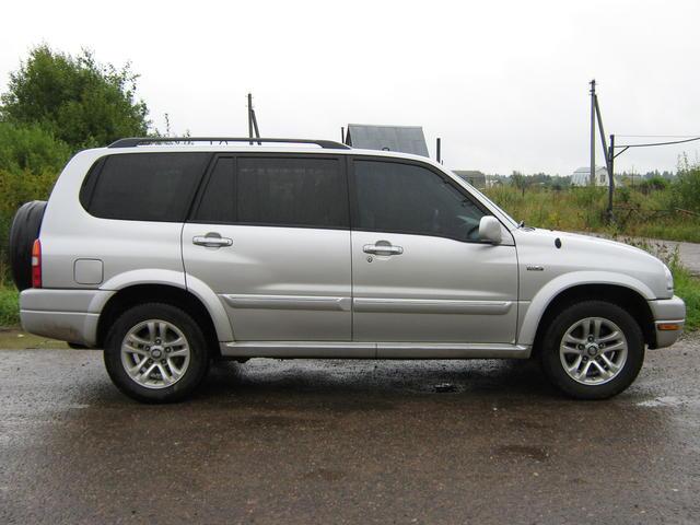 Wspaniały Used 2002 Suzuki Grand Vitara XL-7 Photos, 2700cc., Gasoline AZ68