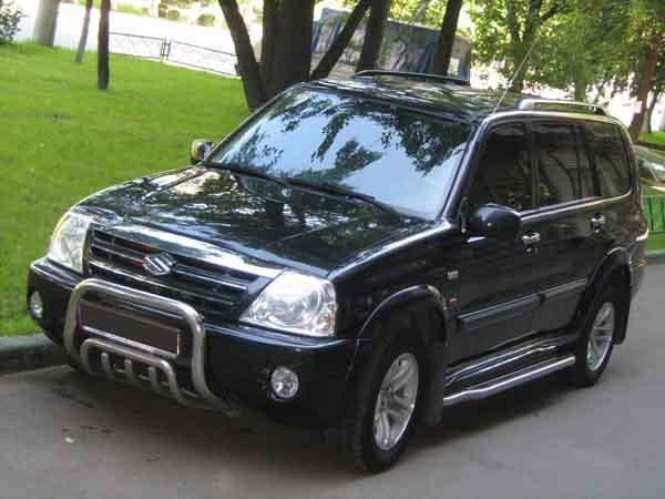 2006 suzuki grand vitara xl 7 photos 2737cc gasoline automatic for sale. Black Bedroom Furniture Sets. Home Design Ideas