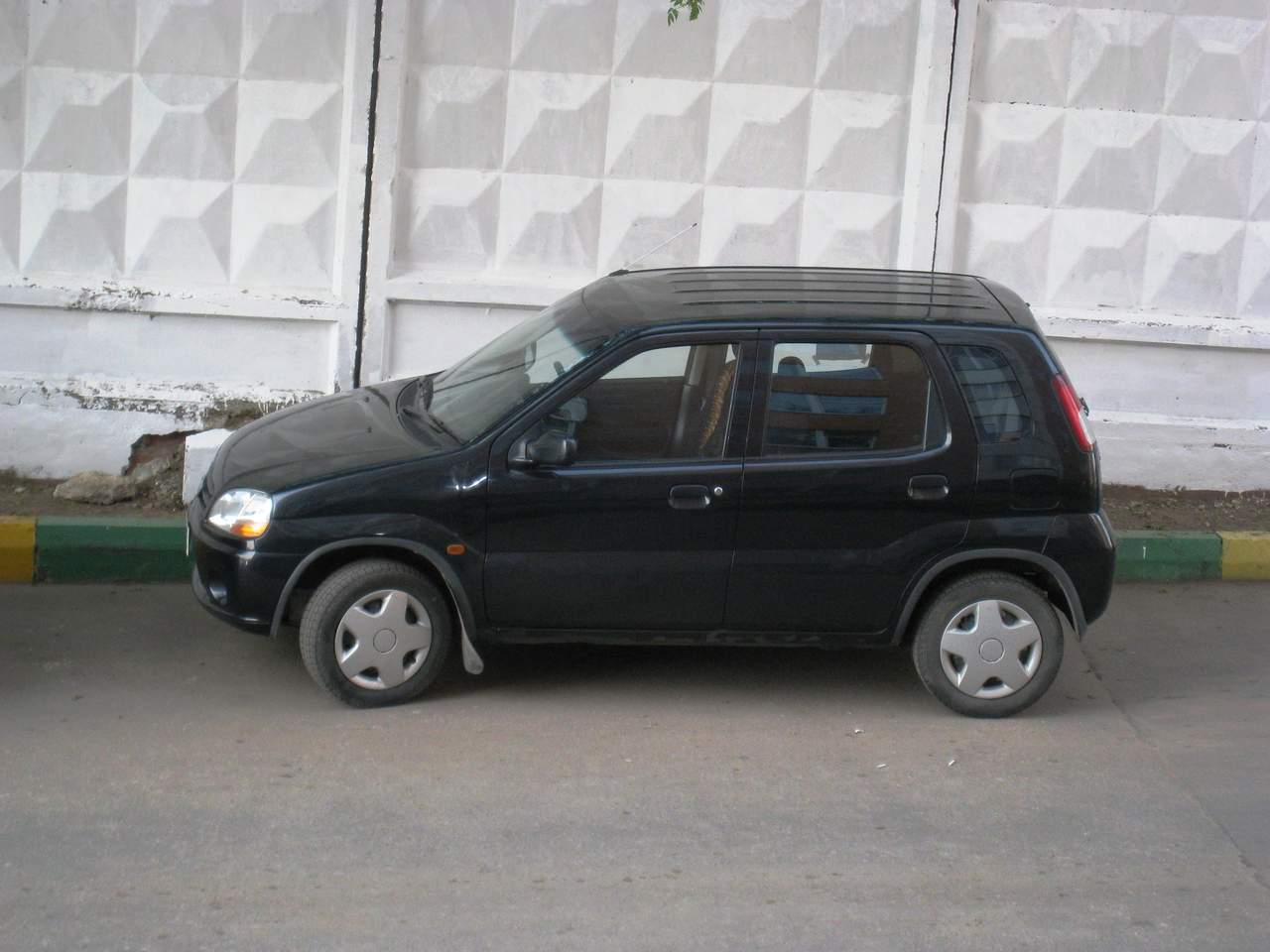 2002 Suzuki Ignis Wallpapers 13l Gasoline FF Manual For Sale