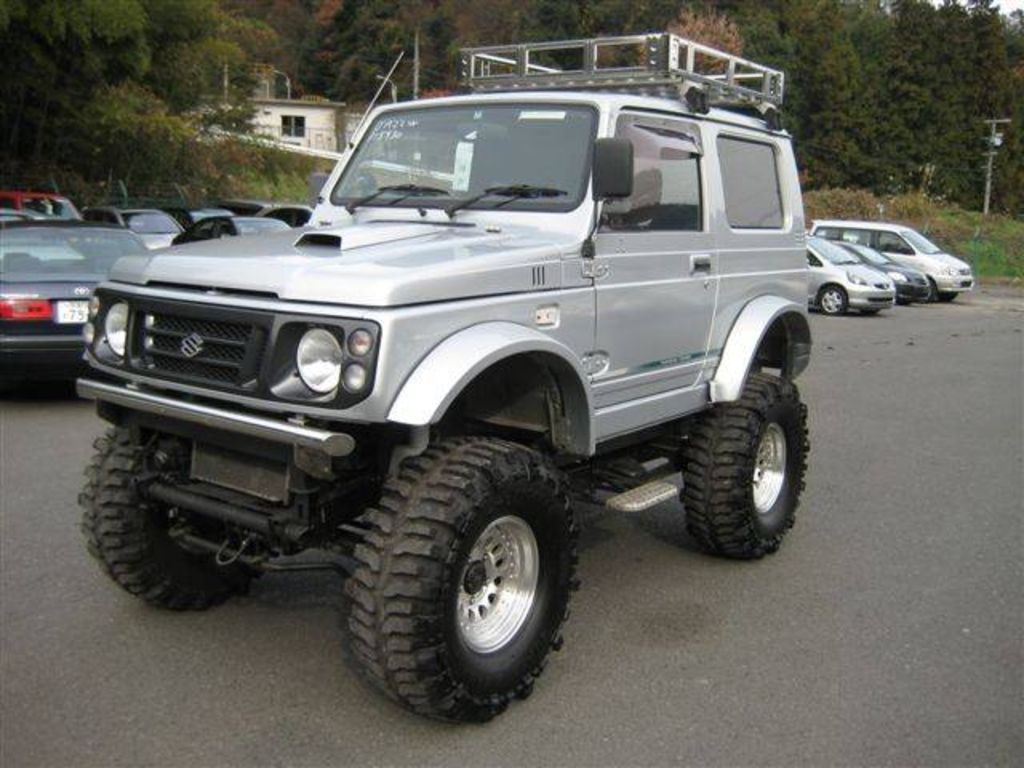 2000 suzuki jimny pictures for sale. Black Bedroom Furniture Sets. Home Design Ideas